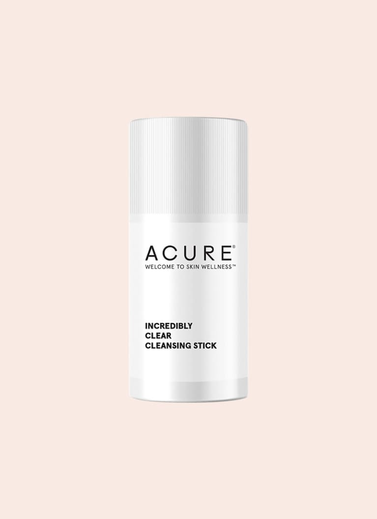 acure cleansing stick