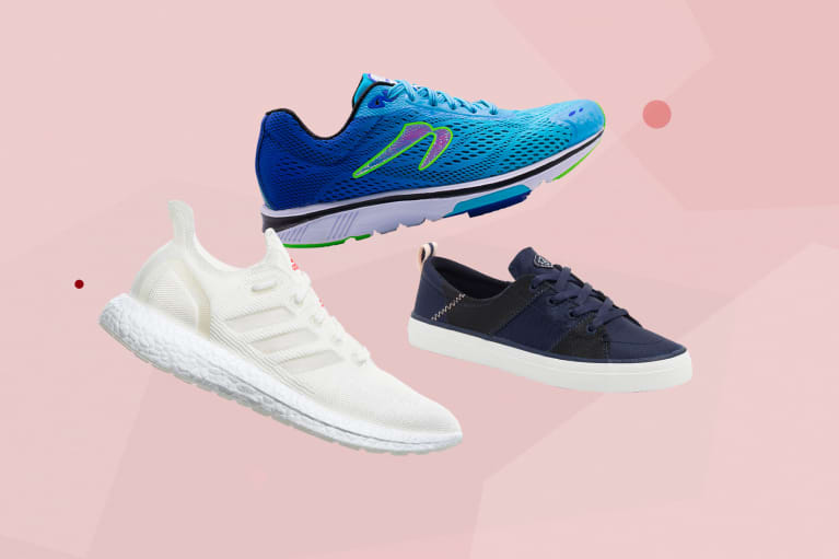 6 Eco-Friendly Sneakers That You'll Never Want To Take Off