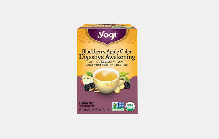 <p>Blackberry Apple Cider Digestive Awakening Tea</p>