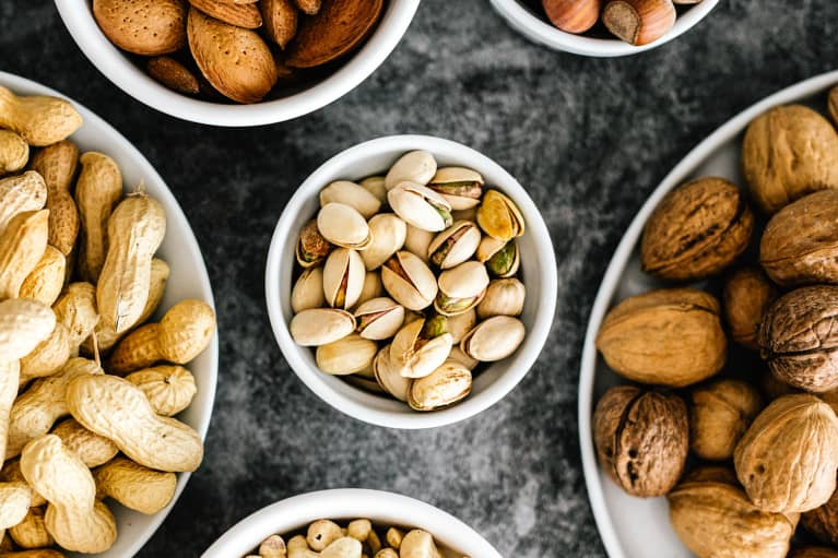 5 Clever Ways To Get More Protein-Packed Pistachios In Your Diet