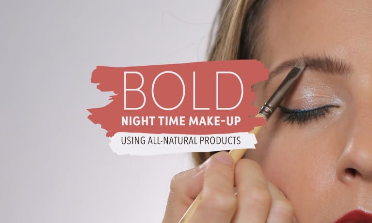 7 Easy Steps To Use Non-Toxic Makeup For A Sexy Night-Out Look