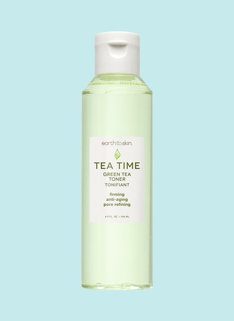 Tea Time Anti-Aging Green Tea Toner