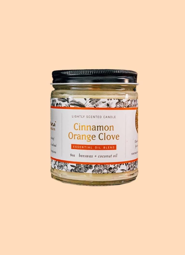 Fontana Candle Company Cinnamon Orange Clove