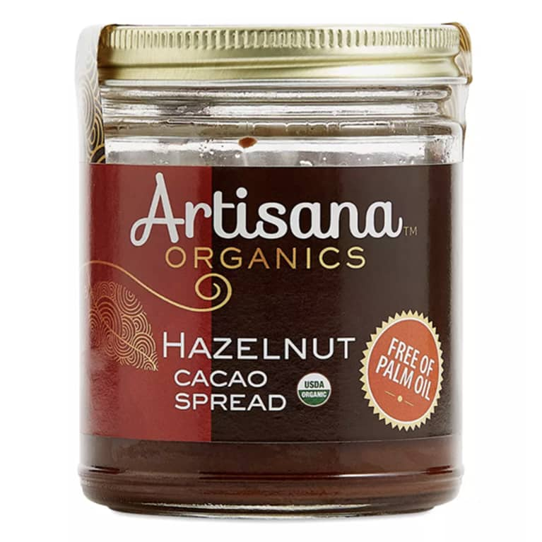 6. Cacao Hazelnut Butter