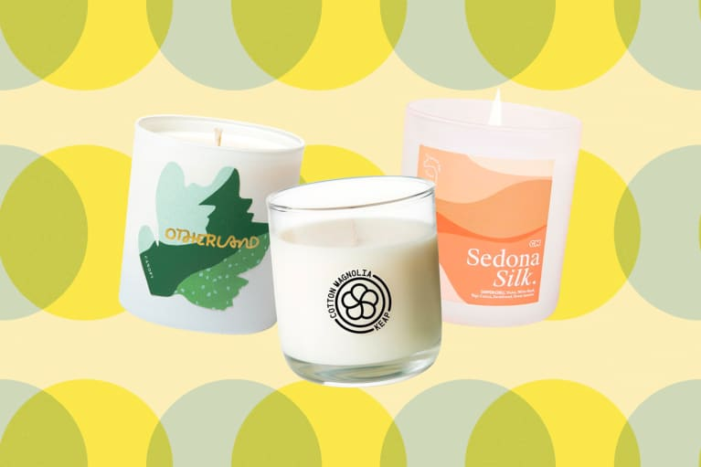 Clean Candles for Spring 2019