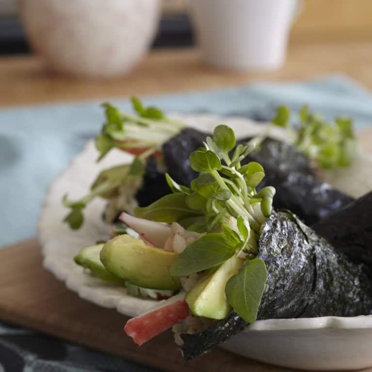 A Delicious Sushi Recipe You Can Totally Make At Home