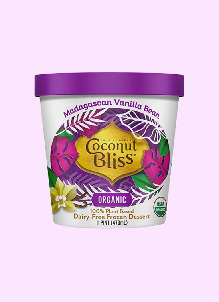 Coconut Bliss ice cream