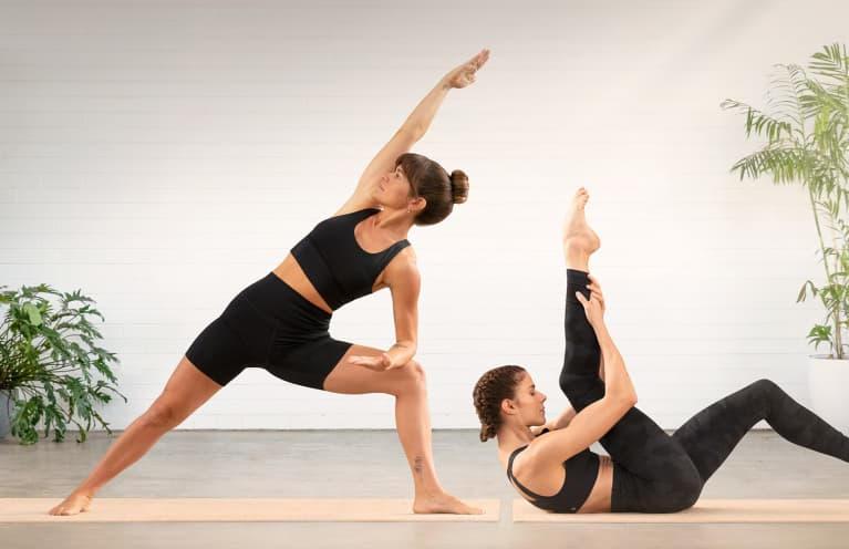 Can 4 Weeks Of Yoga & Pilates Transform Your Life?