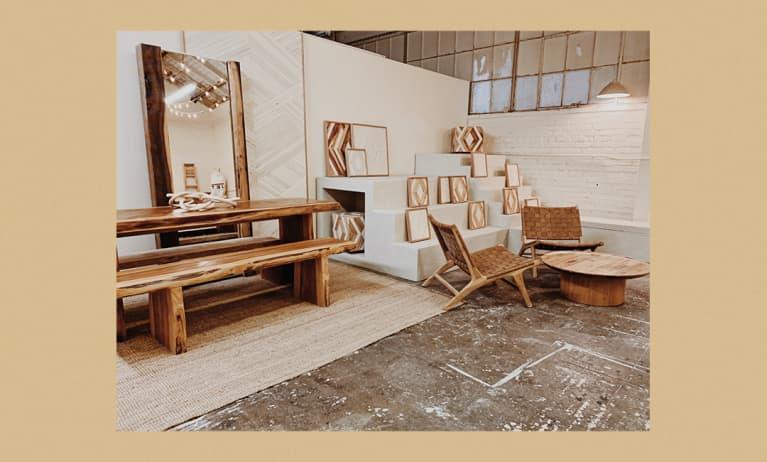How A Woodworker & Artist Keeps The Creativity Flowing Sans Burnout