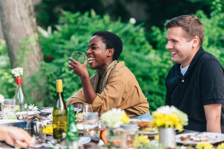 I'm a Celebrity Nutritionist. Here's How I Navigate Any Party The Healthy Way