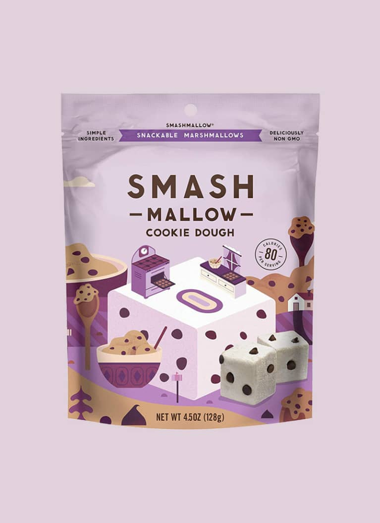 Smashmallow Cookie Dough