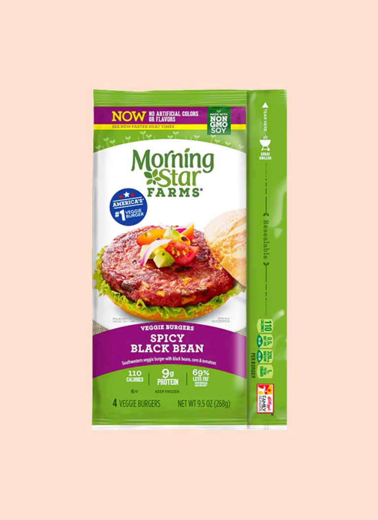 Morningstar Farms® Spicy Black Bean Veggie Burgers