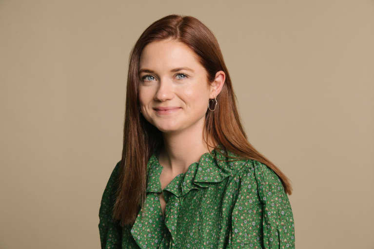Bonnie Wright on the mindbodygreen Podcast