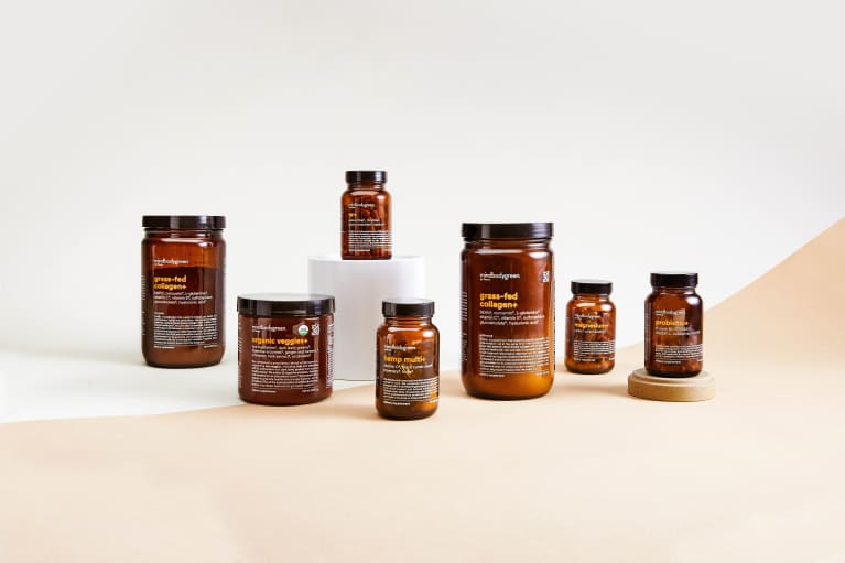 mindbodygreen Supplements Line