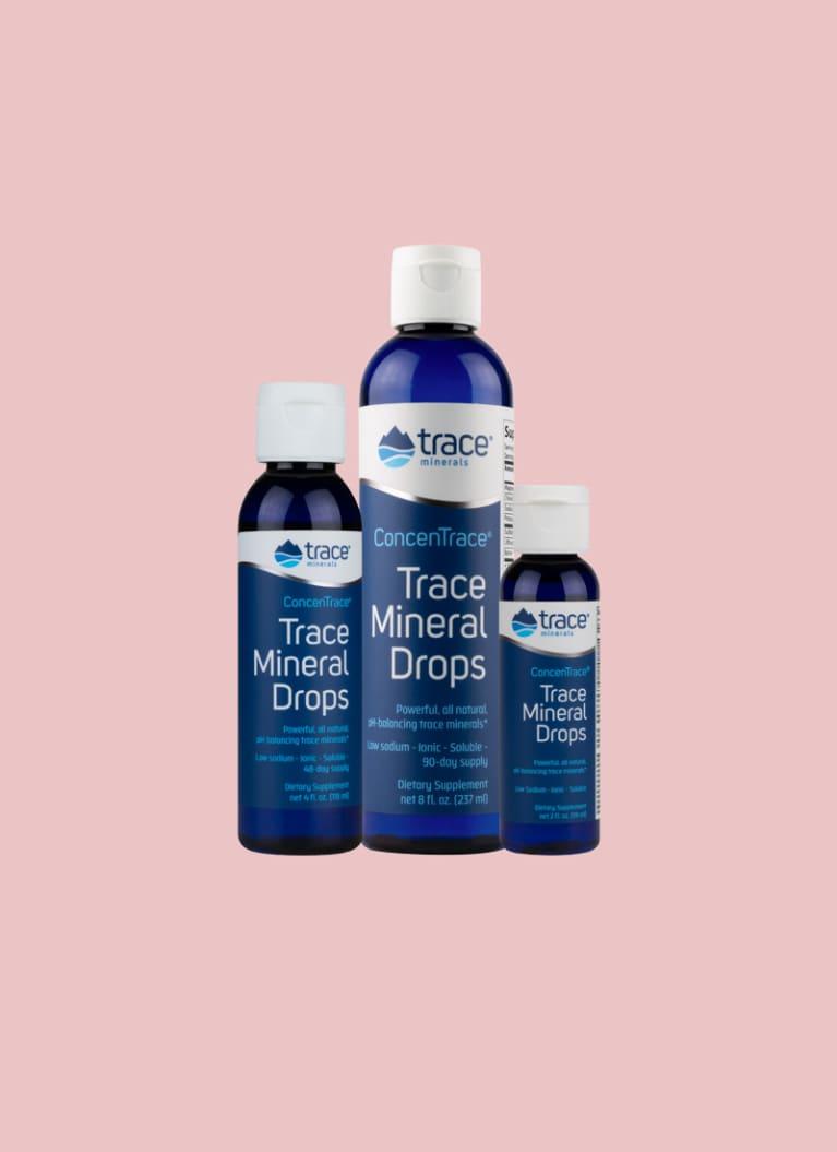 Trace Minerals Drops