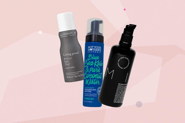 The Best Silicone Free Hair Styling Products
