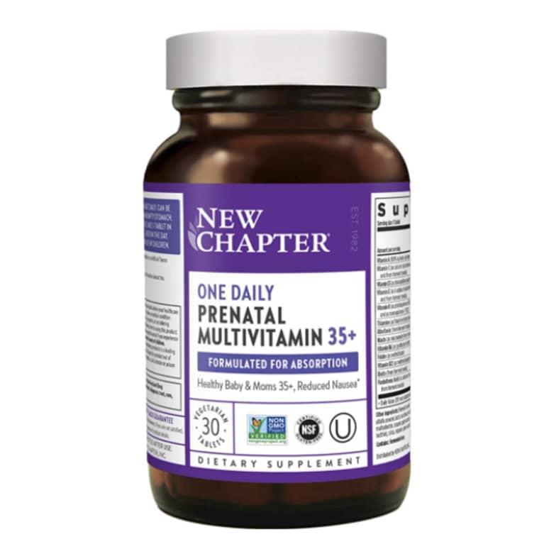 One Daily Prenatal Multivitamin 35+