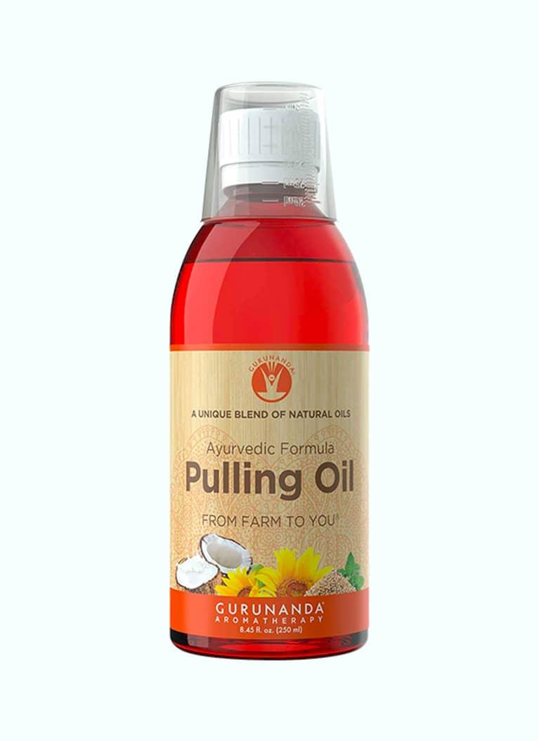 GuruNanda Oil Pulling Oil