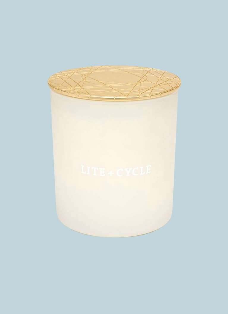 Lite + Cycle Urban Forest Essential Oil Candle