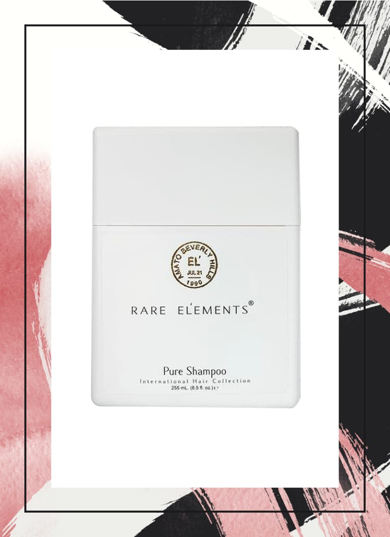 Rare Elements Shampoo