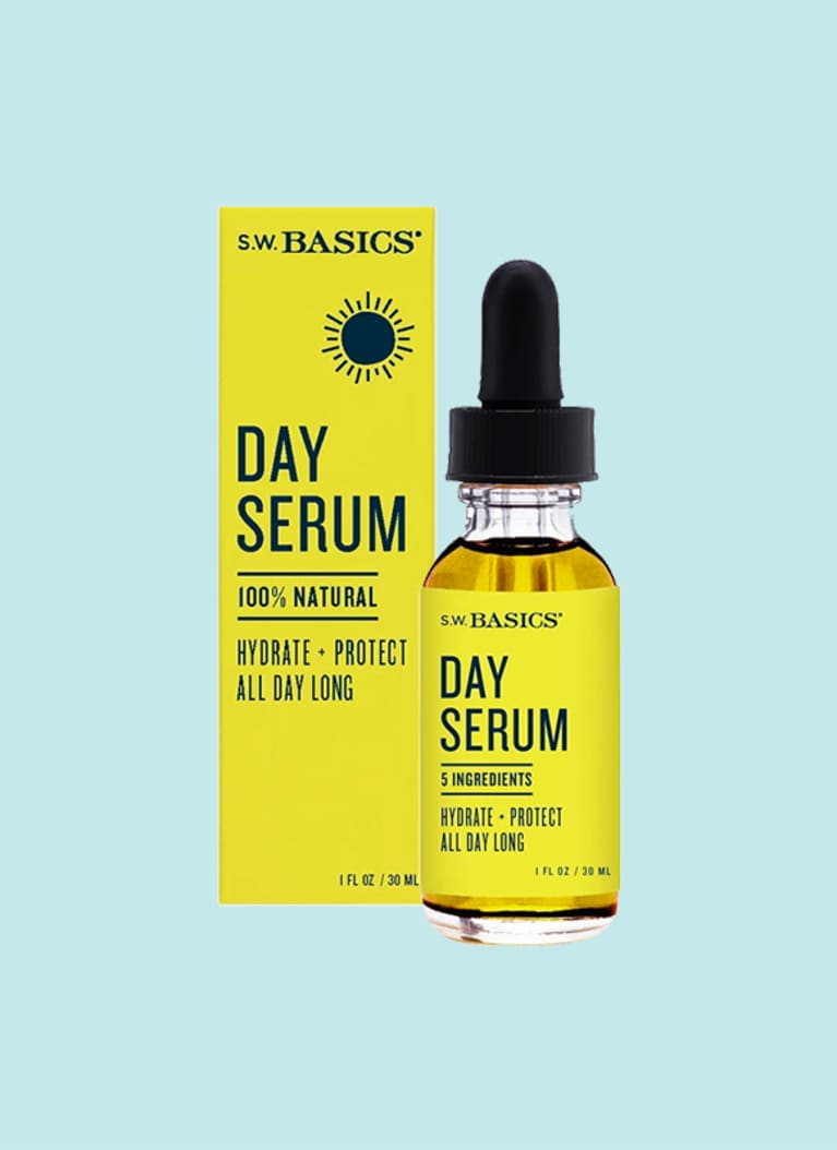 sw basics day serum