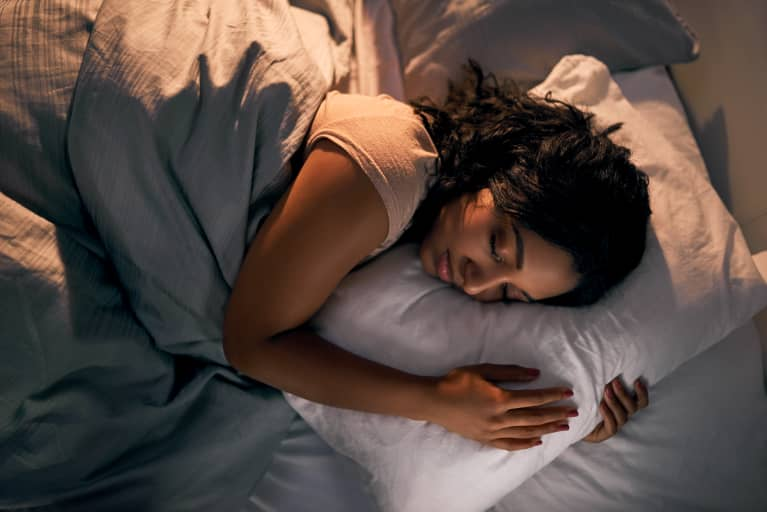 Why You Shouldn't Take Melatonin Every Night & What To Try Instead, From An M.D.