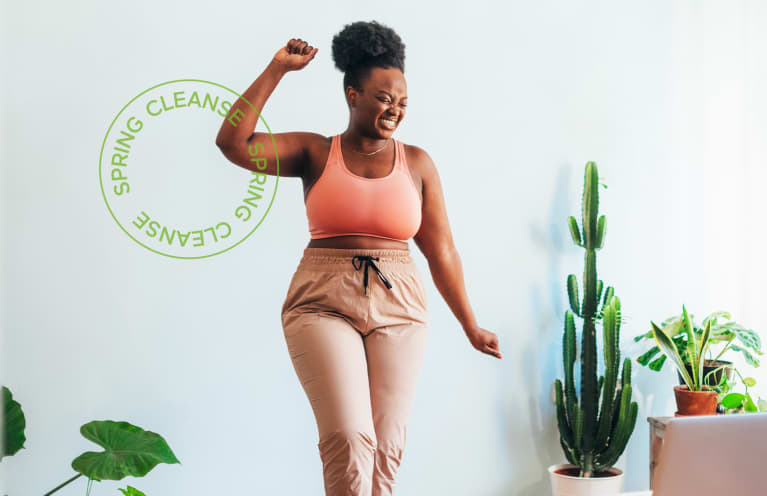 6 Rituals To Help You Clear Energy This Spring & Beyond