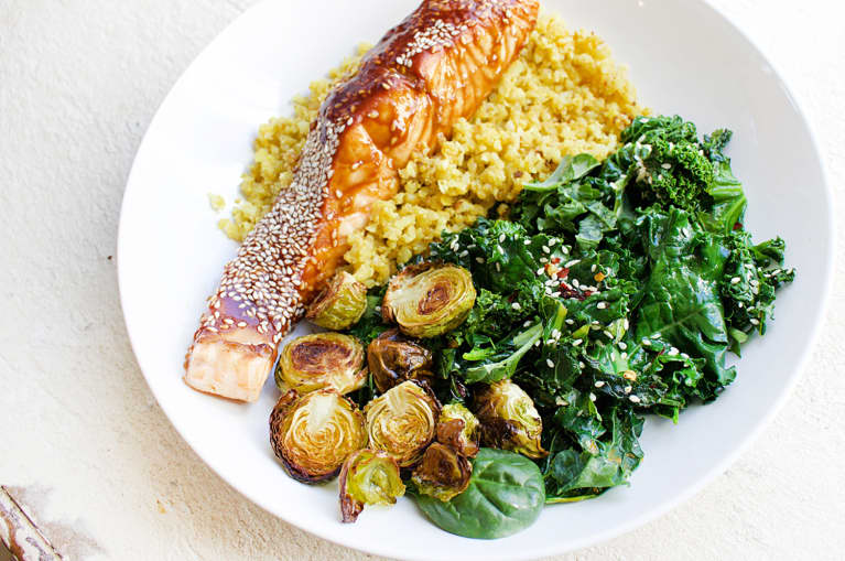 A Nutritionist-Designed Dinner To Calm Inflammation & Heal Your Gut