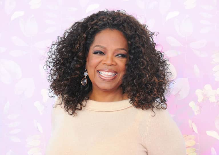 The One Thing That Lifted Oprah When She Was At An All-Time Low
