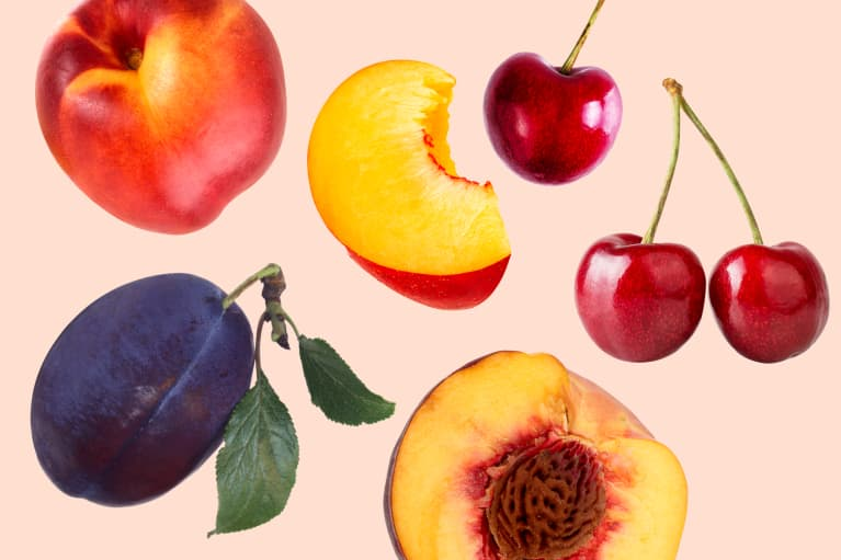 It's Stone Fruit Season! The 5 Best Healthy Ways To Use Summer's Best Fruit