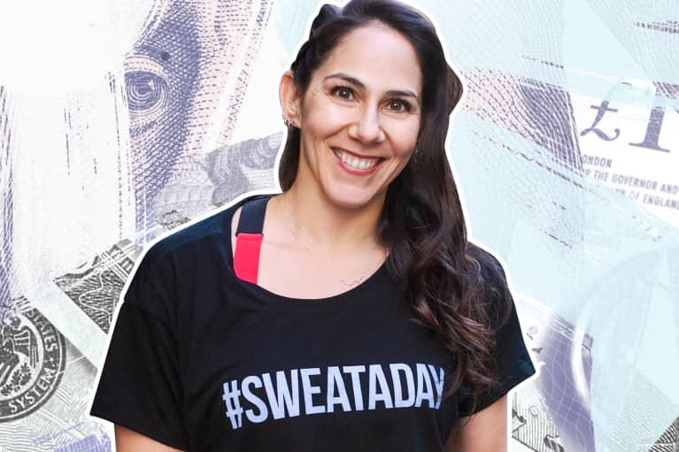 Shauna Harrison talks about money and financial wellness with mindbodygreen