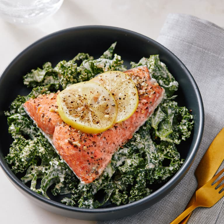 Yes, You Can Steam Frozen Salmon In An Instant Pot—Here's How