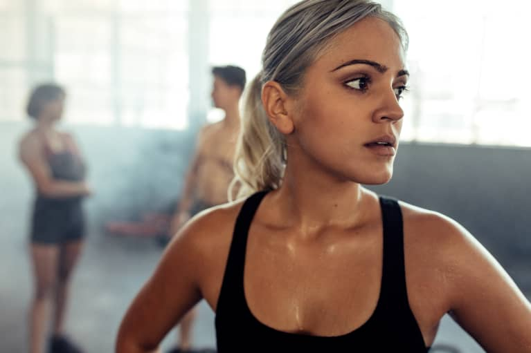 Doing This One Thing Post-Workout Has Totally Changed My Skin