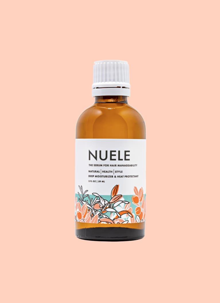 Nuele hair oil
