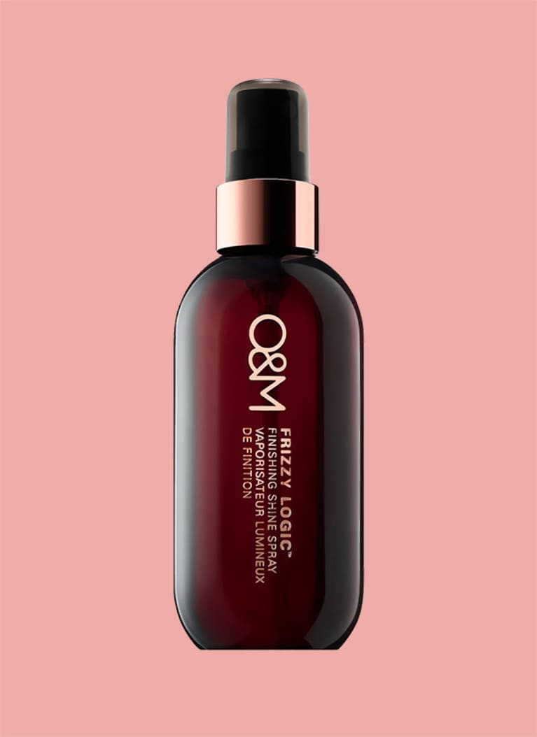 O&M Frizzy Logic Finishing Spray