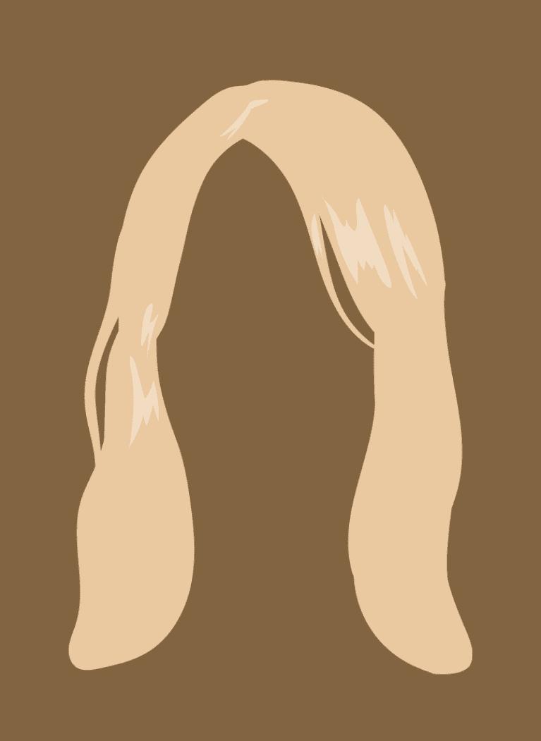 long bangs