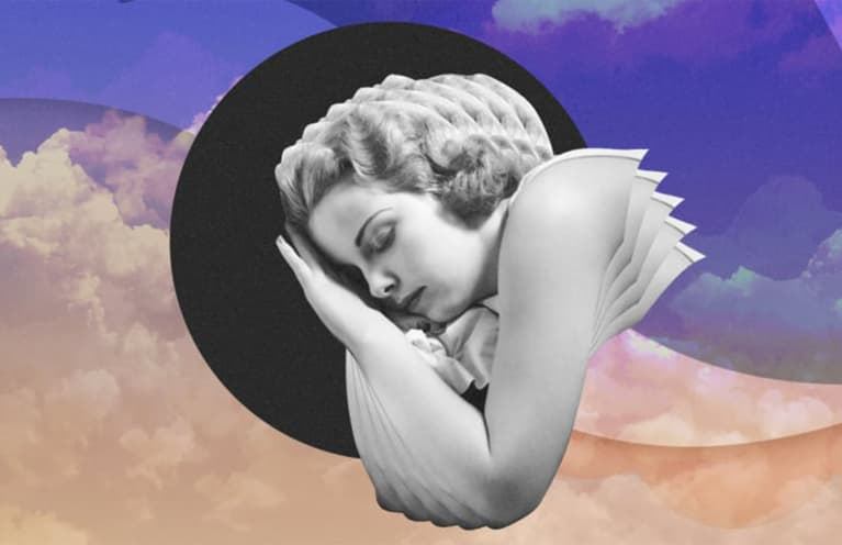 What It Means If These 3 Symbols Keep Showing Up In Your Dreams