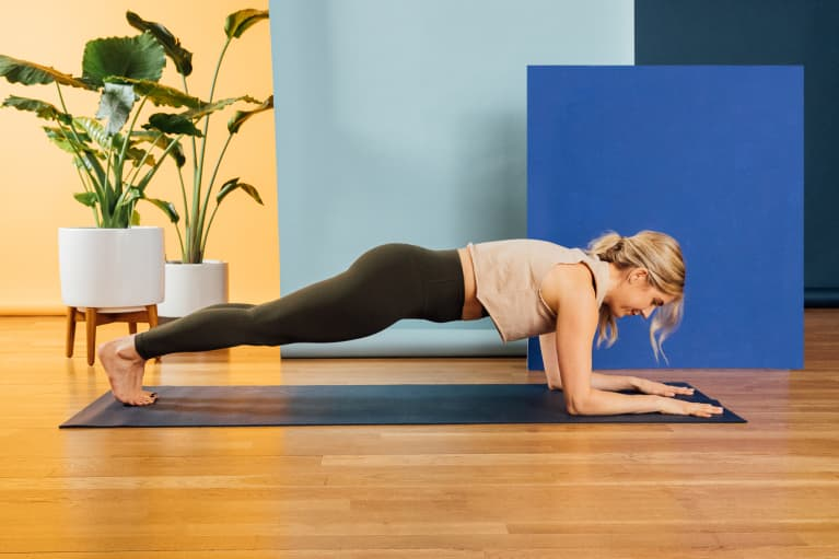 How To Do A Forearm Plank To Work Your Whole Body