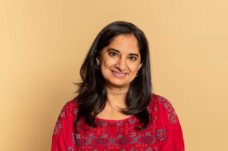 mindbodygreen Podcast Guest, Mallika Chopra