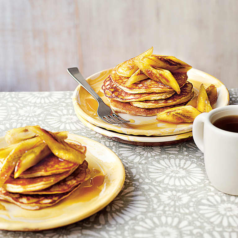 Brunch Upgrade: The Fluffiest Gluten-Free Coconut Flour Pancakes