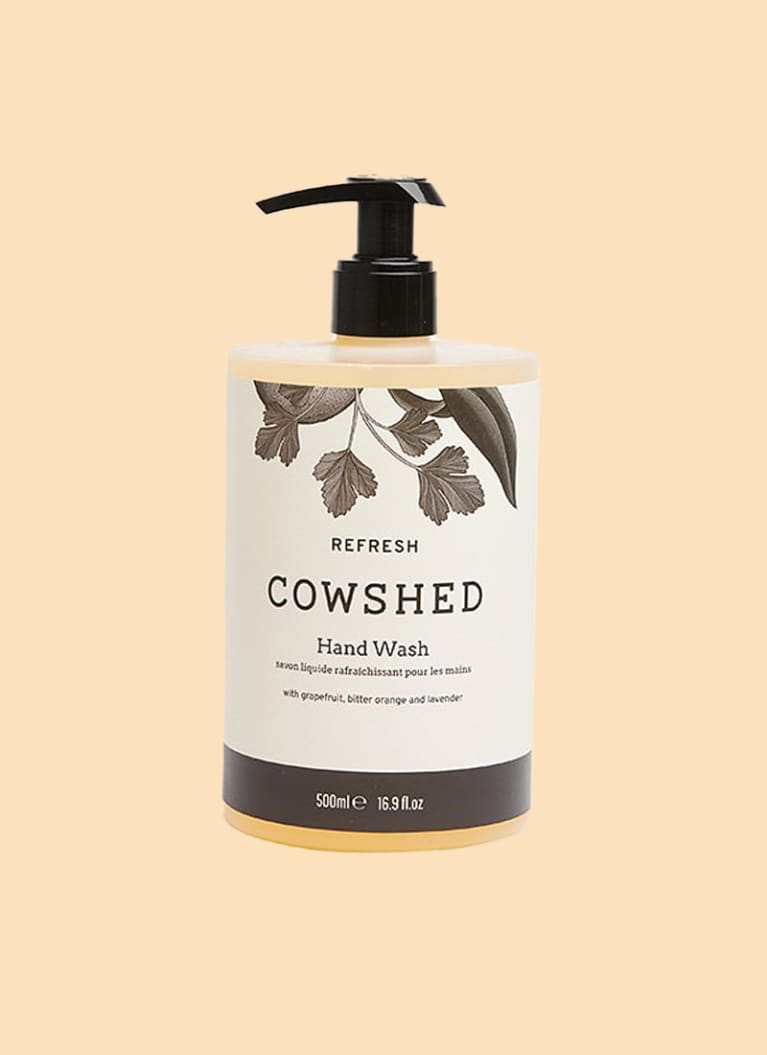 cowshed hand wash