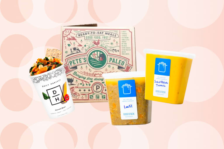 5 Healthy Frozen Meals You Can Buy Online (For When You Just Can't Cook)