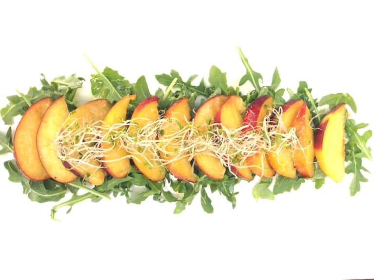 Life's A Peach: Perfect Summer Salad