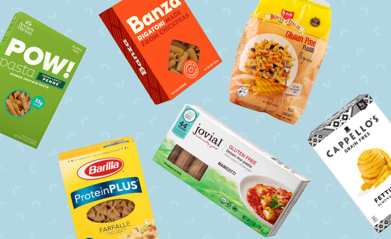 We Tried All The Healthy Alternative Pastas & These Are The Very Best Ones
