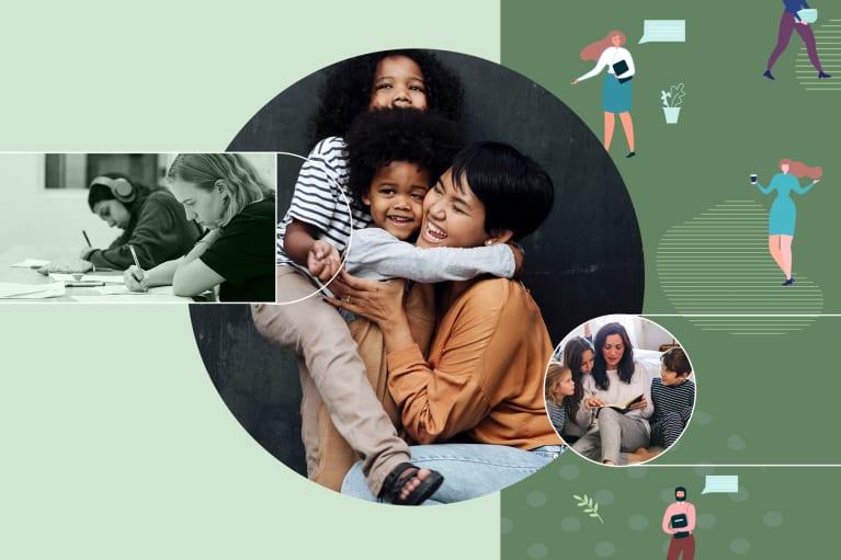 Kids, parents, education, community