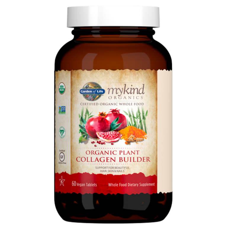 Organic Plant Collagen Builder, Garden of Life