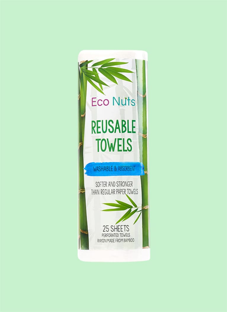 Eco Nuts reusable paper towel