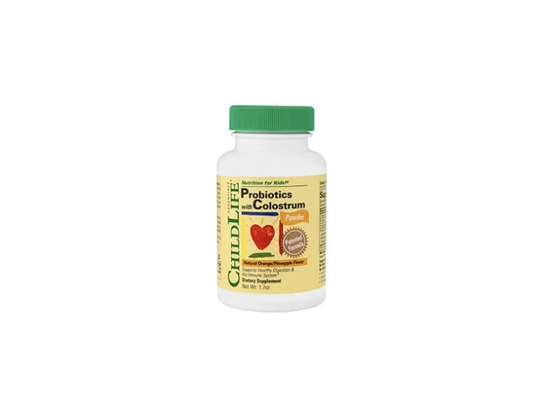 ChildLife Essentials Probiotics with Colostrum