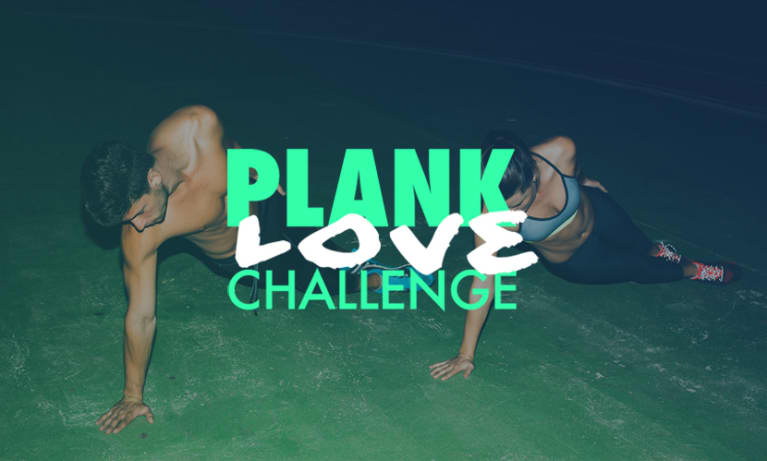 Plank Challenge Day 1: Two New Moves For A Total-Body Workout