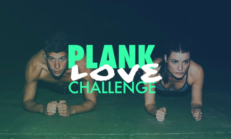 Plank Challenge Day 2: Fire Up Your Core